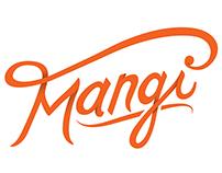 Mangi: UI Design