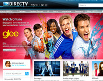 DIRECTV Promotional Graphics