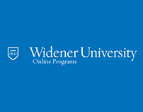 Widener University Online Programs