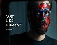 ART LIKE HUMAN