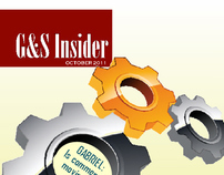 G&S Insider Monthly Newsletter