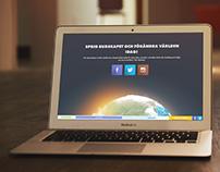 Landing Page Design - Greenpeace Sweden