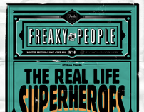 Freaky People | Magazine