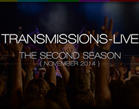 VIDEO: Transmissions-LIVE 2014 (The Acts)