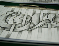 3D CALLIGRAPHY 2