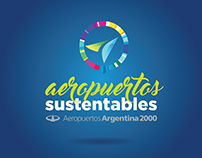 Aeropuertos Sustentables / Branding