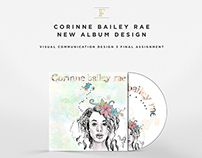 Corinne Bailey Rae album - 4th semester assignment