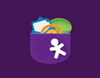 SmartVivo Controle App Icon Design