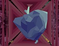 Hardest of heart | Music poster