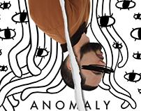 Anomaly - Music Album Cover