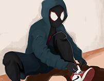 Friendly Hood Spidey