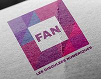 Logo FAN // Les Giboulées Numériques