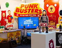 PUNKBUSTERS™ Exhibition 2016