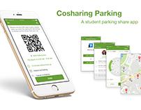 UX parking app
