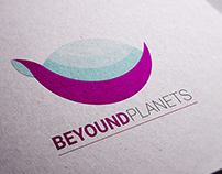 """""""Beyound"""" Planet and Baba Wise Logo Design"""