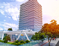 H:One Office - CGI Project