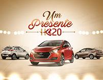 Campanhas de Varejo Ulsan Hyundai