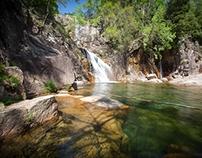 Taihiti Waterfall
