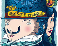 Upon Cloud Nine 5th Birthday Competition
