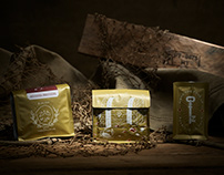 ZAB COFFEE - Gold Treasure Bag