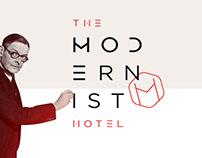 The Modernist Hotel - Branding