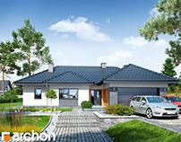 Projekt: Dom w nawłociach (G2)
