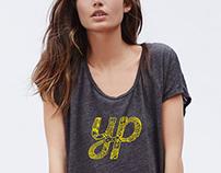 Hand-drawn logo - Illustration - T-Shirt design - YP