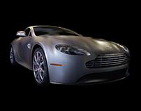 Aston Martin Magazine Advertisement
