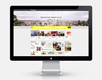 yp.ca - homepage exploration  - email newsletter - WIP