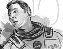 Interstellar Illustration