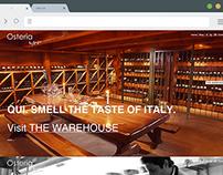 Website concept, design & development