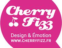 Logo Cherry Fizz