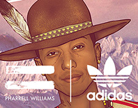 Pharrell Williams | Adidas