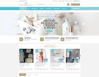 Bea Martina - Website