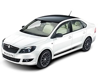 Skoda Rapid - Black Edition