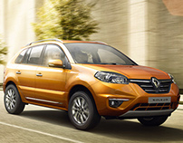 Renault Koleos - Outdoor