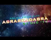 ABRASKADABRA THE MAGICAL NEW YEAR CELEBRATION