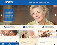 NGO Today -  Web Design