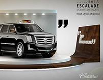 ESCALADE qatar 2015