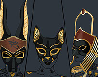 Late Night Egyptian Tales 2014