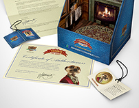 Compare The Meerkat Packaging
