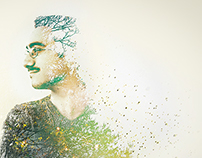 My First Double Exposure - #1