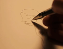 I DREAMED I STOPPED DREAMING // Live drawing