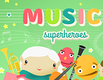 Music Superheroes