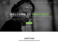 W&M | Creative Wordpress Theme