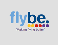 Redesigning the flybe Airport Experience