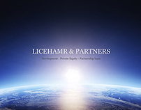 Investiční skupina Licehamr v moderním layoutu
