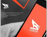 Bstudios branding / 2015
