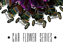 Car flower Series