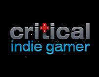 Critical indie gamer logo